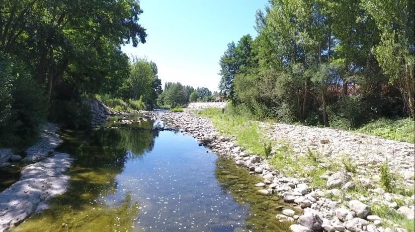 Vistas rio